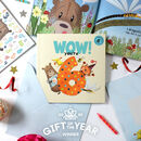 Wow You're Six! A Birthday Book You Can Send As A Card