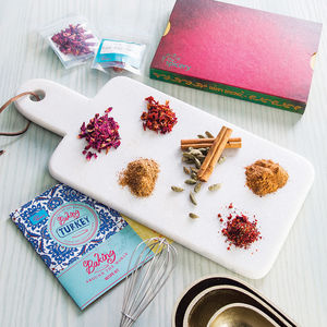 Bake Around The World Recipe Kit Subscription - valentine's gifts for her