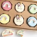 Unicorn And Rainbow Cakelet Gift Box