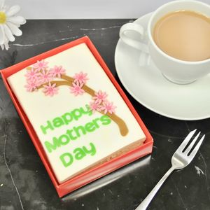Mother's Day Letterbox Cake - cakes