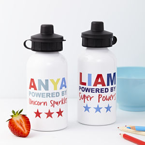 Child's Personalised Water Bottle