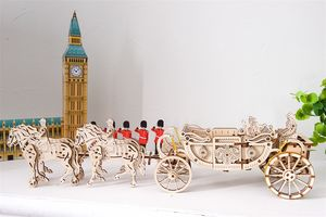 Royal Carriage By U Gears