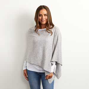 Lucy Cashmere Poncho