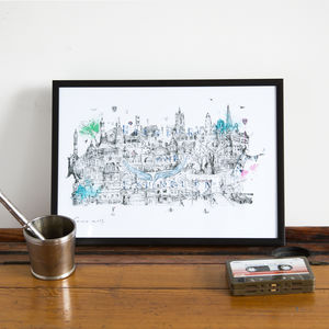 Highbury And Islington Print