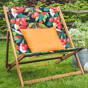 Extra Large Deckchair - outdoor living