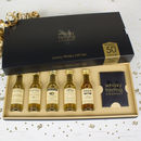 40 / 50 Year Old Birthday Whisky Gift Set