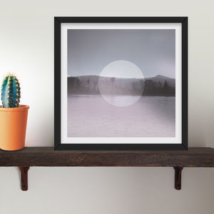 Limited Edition 'Dusk' Photographic Print