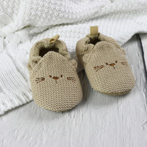 Little Mouse Baby Slipper Shoes