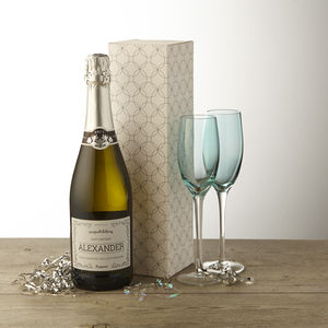 Birthday Prosecco Personalised
