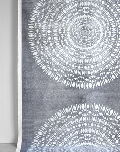 Cupola Dust Fabric - throws, blankets & fabric