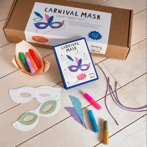 Make A Carnival Mask Kit - toys & games