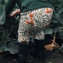 Fox And Leaves Organic Leggings