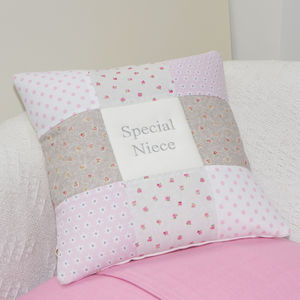 Special Niece Cushion - what's new