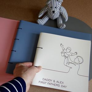 'First Fathers Day' Leather Photo Album - our top new picks