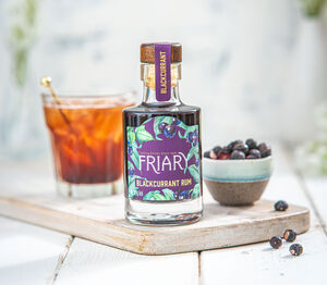 Blackcurrant Rum Liqueur 100ml