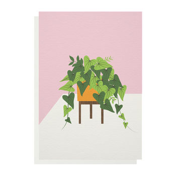 Sweetheart Ivy Greetings Card