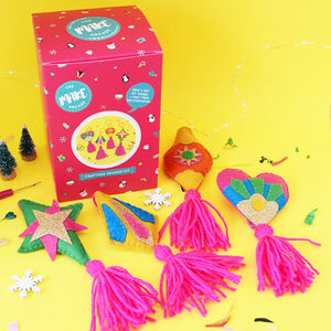 'Deco Decorations' Felt Sewing Kit