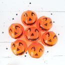 Halloween Mini Inflatable Pumpkin Decorations
