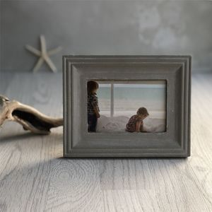 Concrete Effect Photo Frame - home accessories