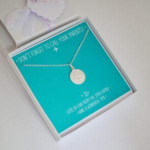 St Christopher Travellers Necklace - necklaces