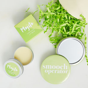 Mojito Cocktail Lip Balm And Mirror Gift Set - what's new