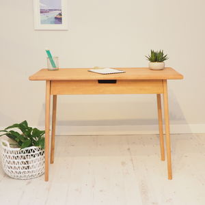 Wooden Desk – Stockholm - furniture