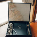 Bespoke Keepsake Box With Compartments