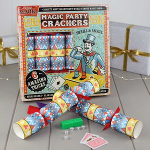 Magic Trick Party Crackers - crackers