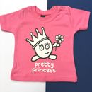Pink Princess T Shirt