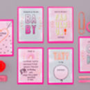 'Have An Absurdly Fabulous Birthday' Neon Accents Card
