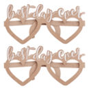 Kraft Best Day Ever Wedding Day Funglasses