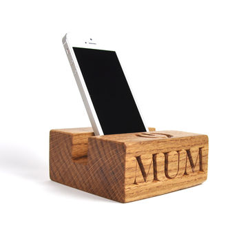 Mum's iPhone Stand