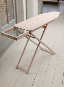 Ironing Board In Beech - ironing