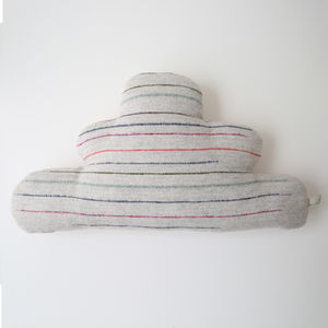 Chalkney Cloud Cushion