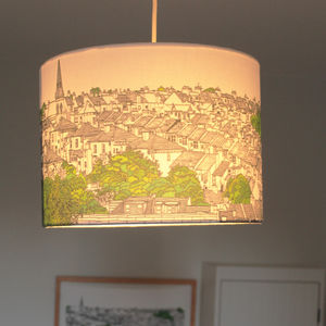 Brighton Bell Vue Lampshade - lampshades