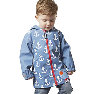 Child's Colour Changing Pirate Jacket