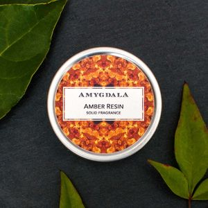 Amber Resin Solid Perfume - shop by category