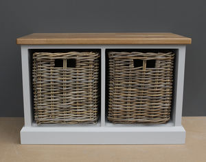 Storage Bench Available In Various Sizes - kitchen