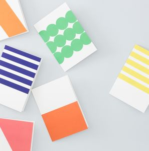 Simple, Colourful Invitation Pack Of 10