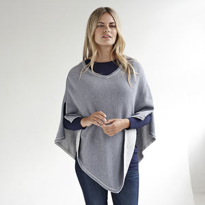 Half Price Reversible Short Cape