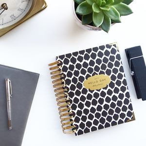 Smudge 2017 Daily Planner Diary