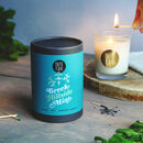 Greek Hillside Mint Vegan Soy Candle