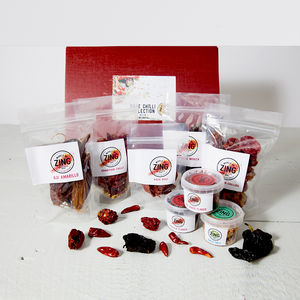 Rare Chilli Collection - foodie gifts