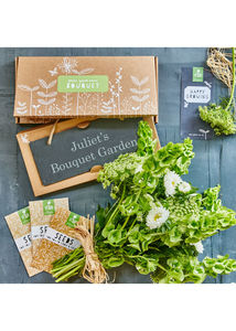 Grow Your Own Bouquet Engagement Gift