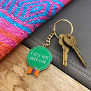 'Chose Hope Over Fear' Keyring