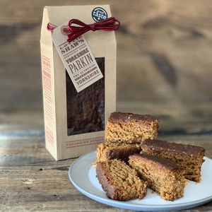 Award Winning Yorkshire Ginger Parkin Cake