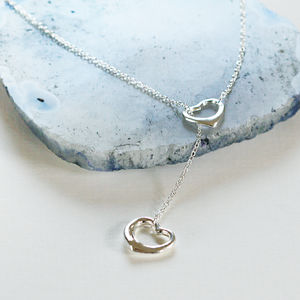 'Your Heart, And Mine' Necklace