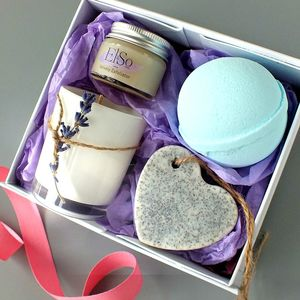 Lavender Pampering Beauty Set - gift sets