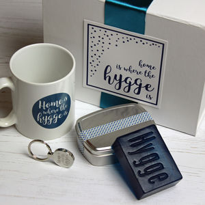 Personalised Hygge Gift Set