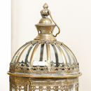 Great Exhibition Victorian Dome Candle Lanterns